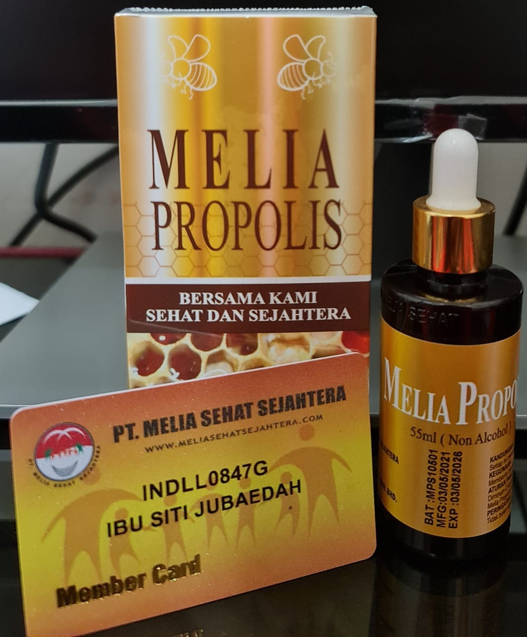 melia propolis 55ml