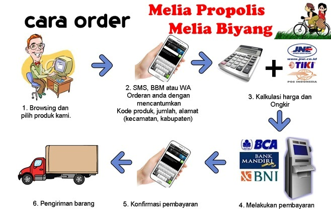 cara order propolis